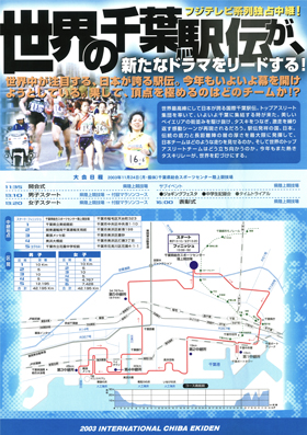 駅伝2003