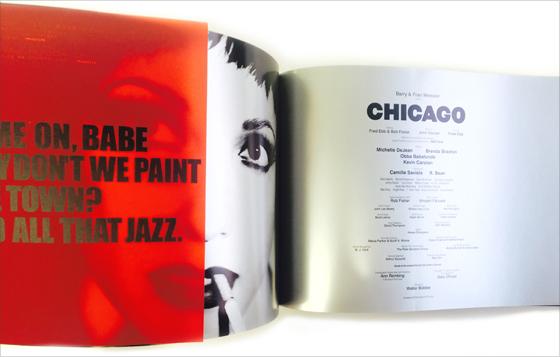 シカゴ2005_プログラム