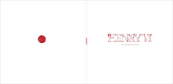 ヘンリー6世_公演プログラム